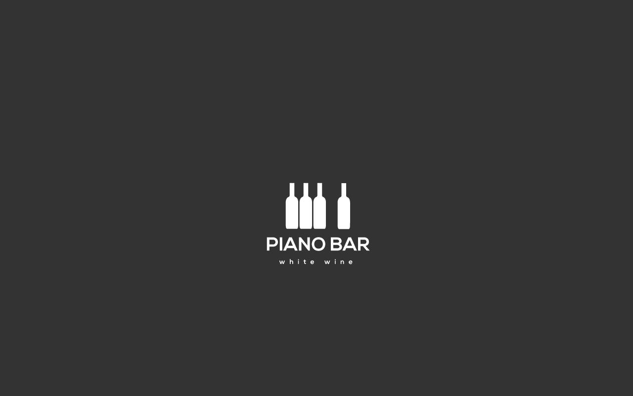 Лого на Пиано бар